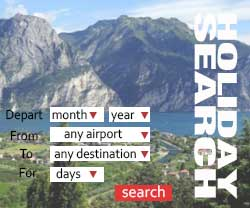 Lakes & Mountains holiday search