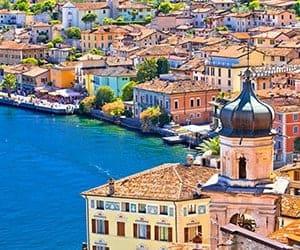 Limone Garda Italian Lakes
